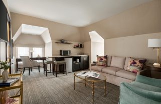 Historic & Boutique Hotel In University Circle | Glidden House